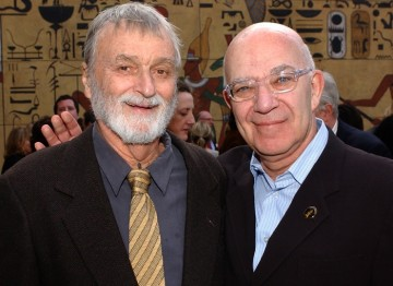 Arnold Schwartzman and Conrad Hall