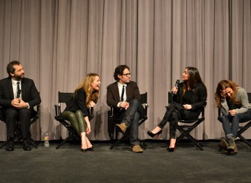 BAFTA Los Angeles screening of This is 40. December 2012