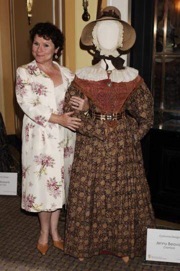 Vera Drake actress Imelda Staunton presented the ceremony's two Photography Awards (pic: BAFTA / Richard Kendal).