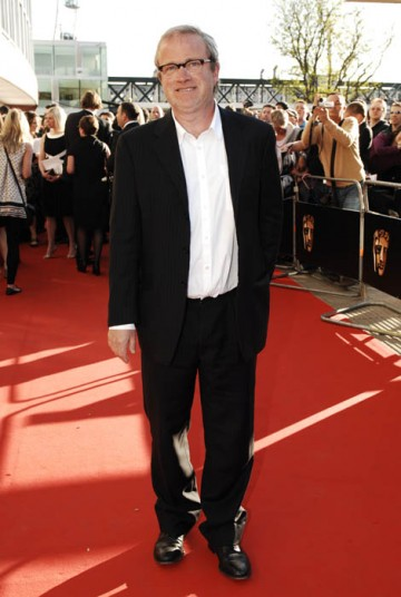 Harry Enfield, Comedy Programme nominee for his sketch show Harry and Paul, arrives on the red carpet at the British Academy Television Awards (BAFTA / Richard Kendal).