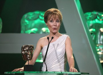 Next up: the award for Single Documentary. BBC current affairs broadcaster Sian Williams reads out the nominations.