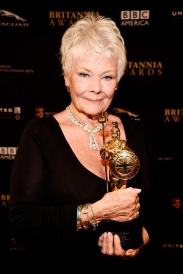 Honoree Dame Judi Dench