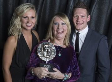 Hannah Daniel (L), Chrissie Pegg (C) & Gareth Jewell (R)