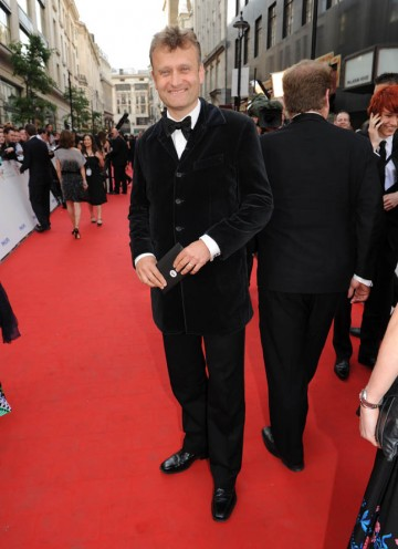 Outnumbered star and Male Performance in a Comedy Programme BAFTA nominee Hugh Dennis (BAFTA/Richard Kendal).