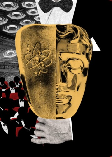 2012 Film Awards Ticket Illustration by Eda Akaltun