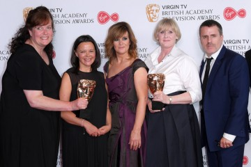 Drama Series Winners: Happy Valley
