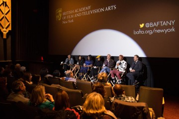 Julie La'Bassiere, Taraji P. Henson, Octavia Spencer, Janelle Monae, Kevin Costner, Pharrell Williams, Ted Melfi