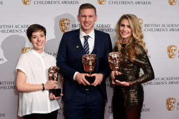 British Academy Children's Awards 2017 Winners