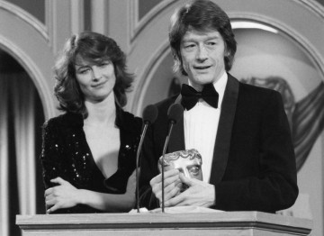 Hurt received the Leading Actor BAFTA in 1980 for his role in Elephant Man.Photo: BAFTA/ Archive