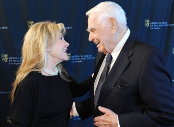 Donna Neame and Ernest Borgnine