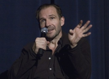 BAFTA Los Angeles screening of Coriolanus. November 2011.