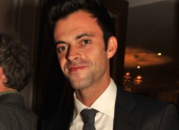 Jolyon Rubinstein stars in BAFTA-nominated TV show; The Revolution Will be Televised