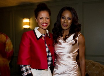 Gugu Mbatha-Raw and Amma Asante
