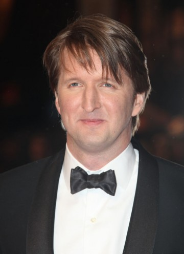 The King's Speech director Tom Hooper, who's previously been nominated for directing TV's Prime Suspect and Longford. (Pic: BAFTA/Stephen Butler)