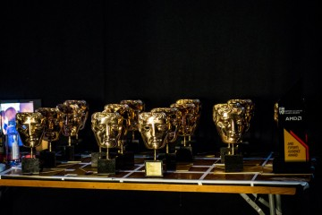 The awards are ready to go