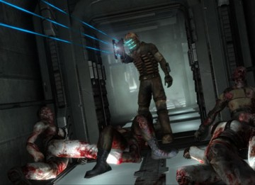 Third-person horror Dead Space survived the competition to take home the Original Score Award (Electronic Arts).