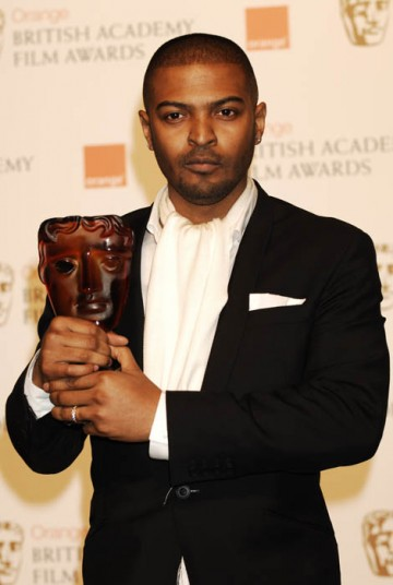 Adulthood writer/director/star Noel Clarke took the Orange Rising star award (BAFTA/ Richard Kendal).