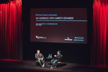 Headline: An Audience with Gareth EdwardsVenue: 195, Piccadilly LondonDate: 1st March 2017 Hosts: BAFTA-winning director Gareth Edwards, interviewed by Celyn Jones