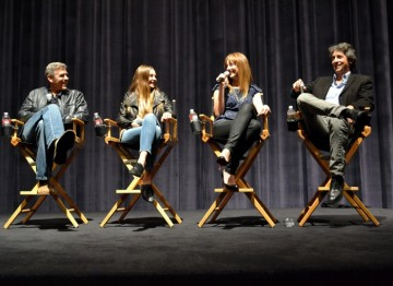 BAFTA Los Angeles screening of The Descendants. October 2011.