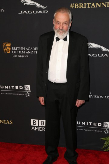 Honoree Mike Leigh