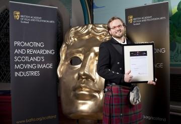 Factual: Under 30 Minutes winner Julian Schwanitz for 'Kirkcaldy Man'