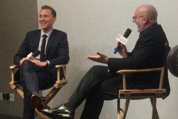 """BAFTA New York With Tribeca Shortlist Hosts """"In Conversation With Tom Hiddleston"""" - Copyright Arwen Barr."""