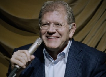 Behind Closed Doors with Robert Zemeckis. December 2012