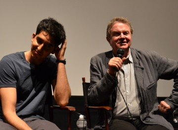 Dev Patel and John Madden