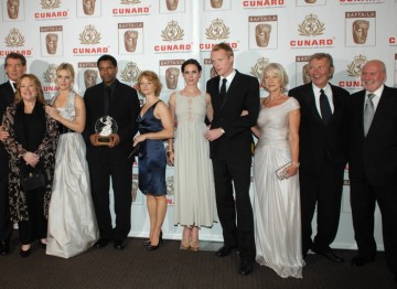 The Honorees and Presenters