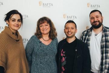 Romana Ramzan, Luci Black, Malath Abbas & Andy Grier