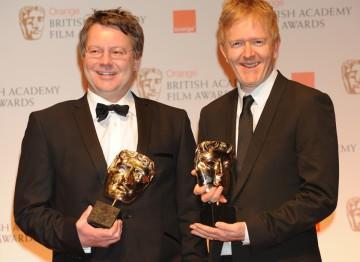 BAFTA-winning editors of Senna, Gregers Sall and Chris King.