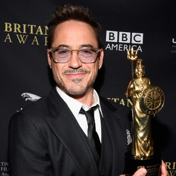 Honoree Robert Downey Jr.