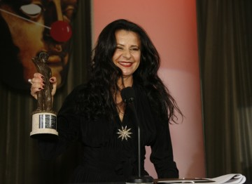 Charlie Chaplin Lifetime Achievement Award recipient Tracey Ullman