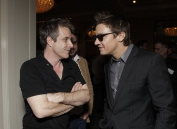 Harry Gregson-Williams and Jeremy Renner (The Town)