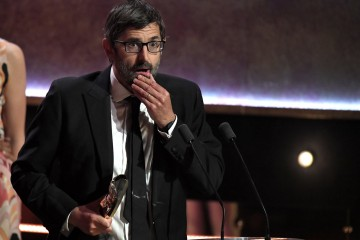 Louis Theroux wins Factual Series for 'Louis Theroux's Altered States'