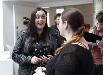 Breakthrough Brit Sharon Rooney