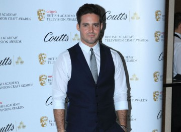 Made in Chelsea's Spencer at the Television Nominee's Party 2012