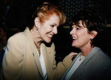 Lynn Redgrave and Brenda Blethyn
