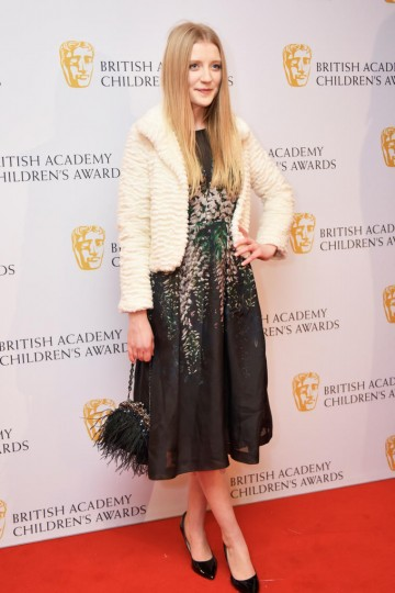 Poppy Lee Friar at the BAFTA Children's Awards 2015 at the Roundhouse on 22 November 2015
