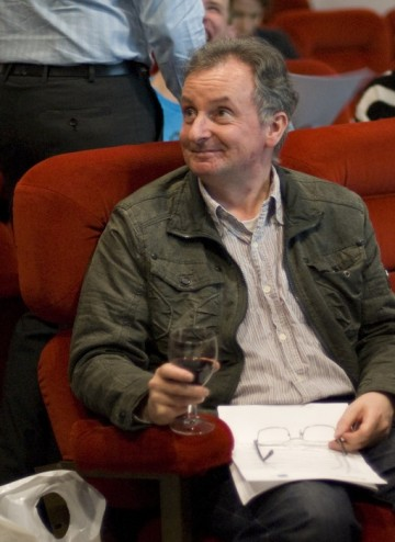 BAFTA member and screenwriter John McShane