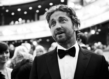 Gerard Butler at the 2011 Film Awards