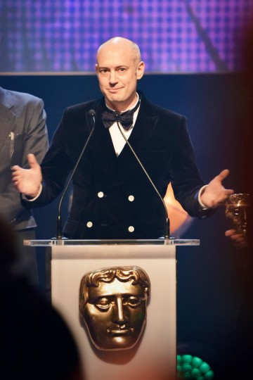 The Dumping Ground: You're the Boss collects the BAFTA for Interactive: Adapted at the British Academy Children's Awards in 2015
