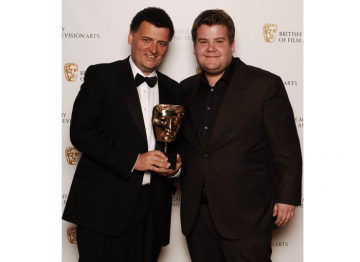 Steven Moffat was awarded the Writer BAFTA at the 2008 Television Craft Awards for Doctor Who (Blink).