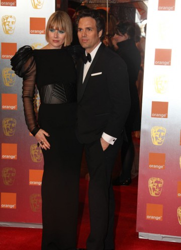 The star of Shutter Island and Zodiac is here for his first BAFTA nomination for his supporting role in The Kids Are All Right. (Pic: BAFTA/Stephen Butler)