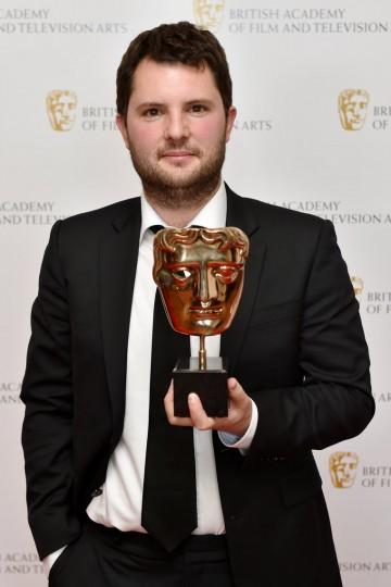 Winner of Writer: Comedy, Stefan Golaszewski, for Mum