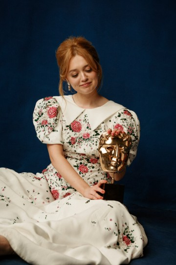 Winner of the BAFTA for Female Performance in a Comedy Programme