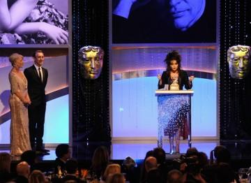 Britannia Award honoree Helena Bonham Carter