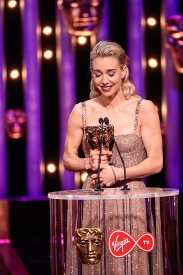 Supporting Actress - Vanessa Kirby