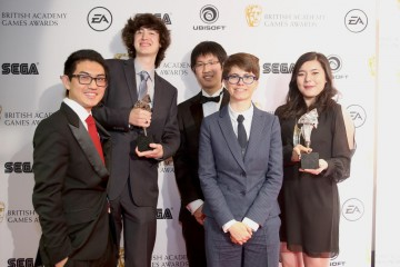Mild Beast Games win the BAFTA Ones to Watch Award in Association with Dare to Be Digital for their game Sundown
