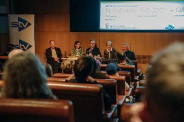 Tim Haines, Laura Fraser, Stephen Brady, Janice Forsyth & Willy Wands